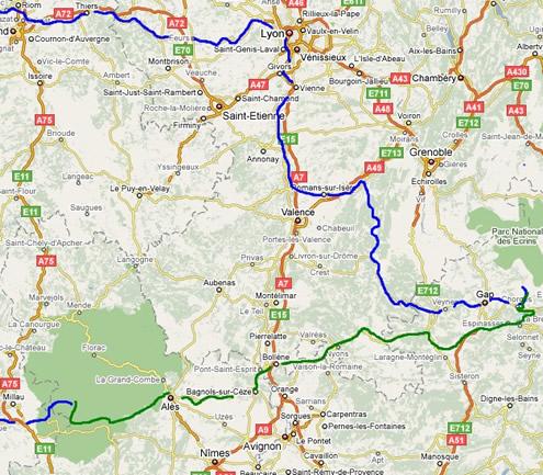 Voyage dans le sud de la france reflectim for Booking sud de la france